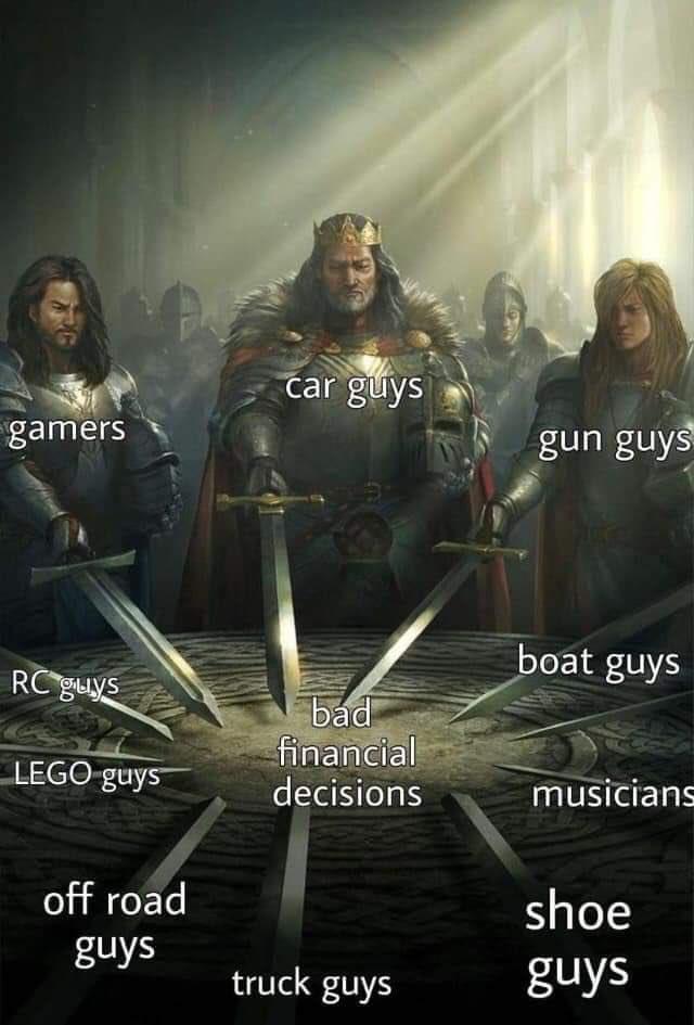 Memes Bad financial decisions