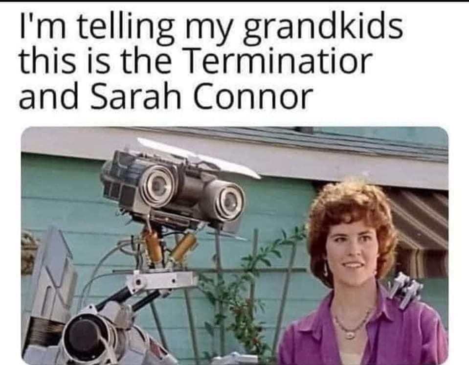 Memes short circuit movie Johnny five