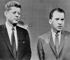 John F Kennedy vs Richard Nixon presidential debate