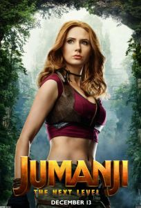 Ruby Roundhouse poster Jumanji: The Next Level