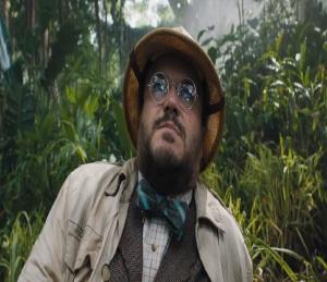 Jack Black Jumanji welcome to the Jungle
