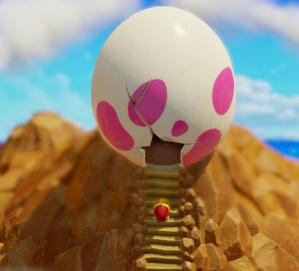 Windfish egg the Legend of Zelda Link's Awakening Nintendo Switch
