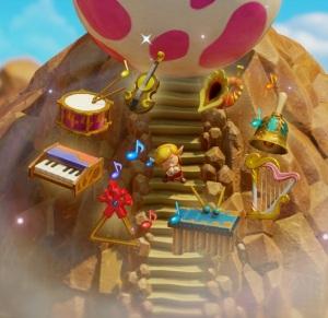 All musical instruments the Legend of Zelda Link's Awakening Nintendo Switch Remake