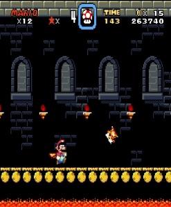 Ludwig Von Koopa defeated super Mario World snes super Nintendo