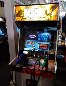 Maximum Force arcade cabinet machine