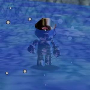 Metal Cap Mario super Mario 64 Nintendo 64 N64