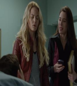 Fiona black fairy curses Emma Swan Jaime Murray once upon a time