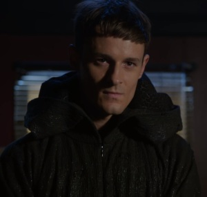 Gideon Gold tries to become the Dark one once upon a time Giles Matthey
