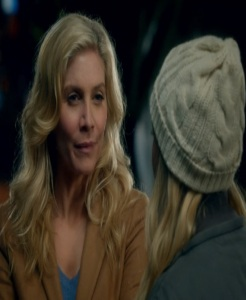 Once Upon a time Ingrid fosters Emma Swan Elizabeth Mitchell