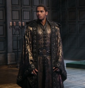 The Wizard merlin once upon a time ABC Elliot Knight