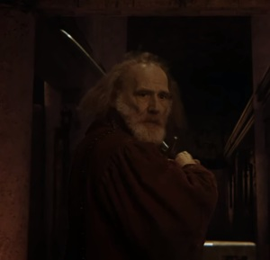 The Apprentice with a sword once upon a time Timothy Webber