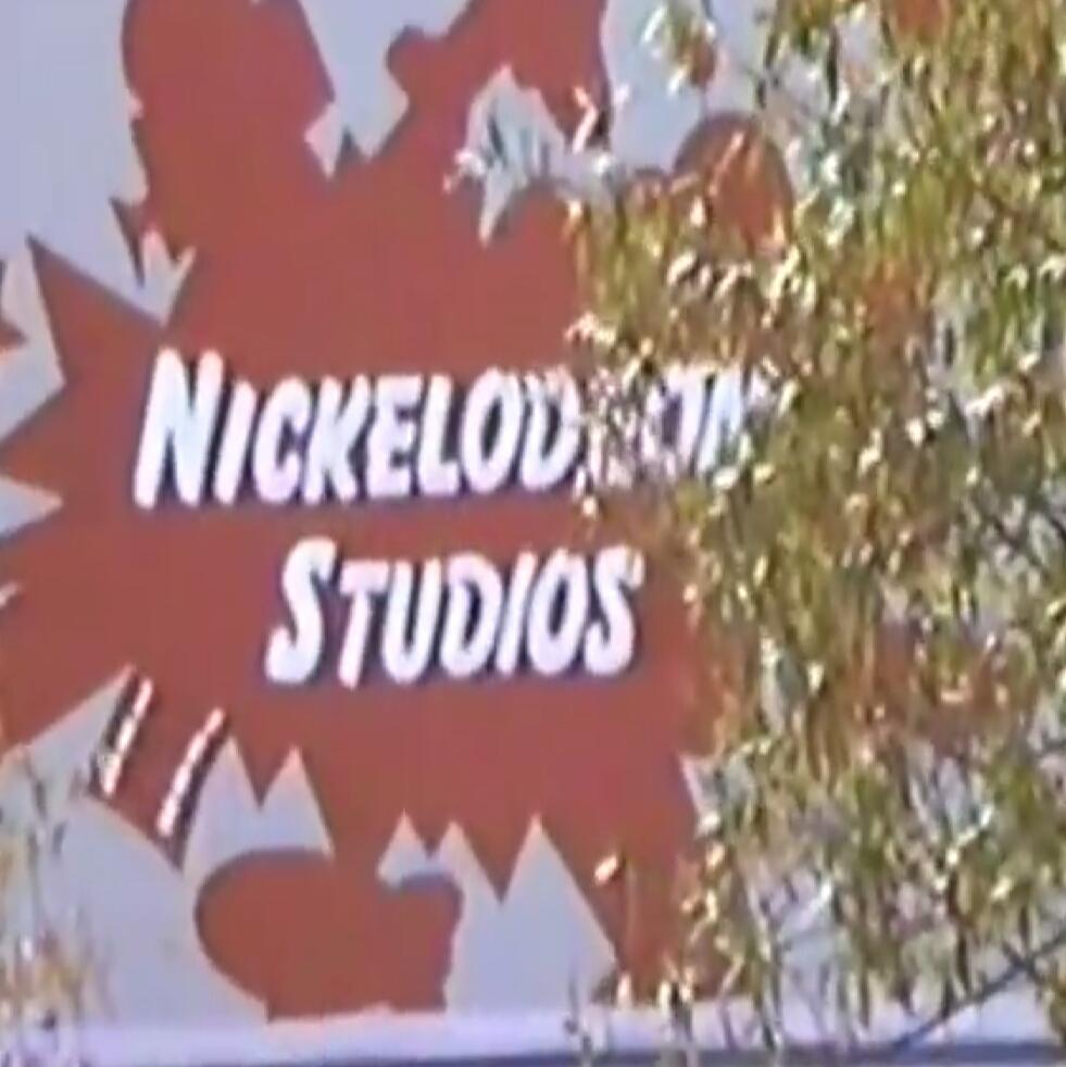 Nickelodeon Studios original logo