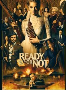 Ready or Not movie poster Samara Weaving