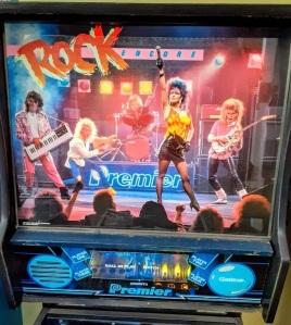 Rock Encore Pinball Machine
