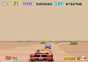 Sega OutRun arcade version