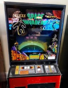 Space Invaders Deluxe Carolina Arcade Museum