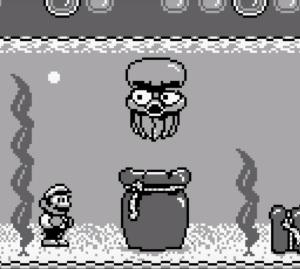 Mario vs Pako super Mario Land 2 Nintendo Gameboy