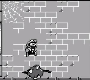 Sewer rat super Mario Land 2 Nintendo Gameboy