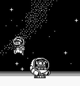 Tatanga boss Super Mario Land 2 Nintendo Gameboy