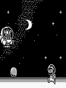 Mario vs Tatanga super Mario Land 2 Nintendo Gameboy