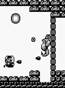 Dragonzamsu boss Super Mario Land Nintendo Gameboy