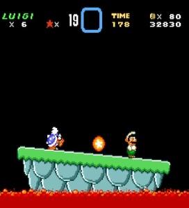 Iggy Koopa boss fight super Mario World snes super Nintendo