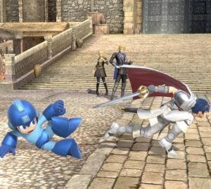 Garreg Mach Monastery Super Smash Bros. Ultimate mega man vs Marth Nintendo Switch