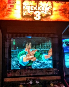 Tekken 3 arcade machine Namco