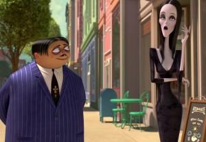 Gomez and Morticia The Addams Family 2019