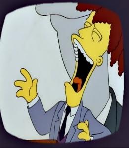 Sideshow Bob becomes Mayor of Springfield the Simpsons