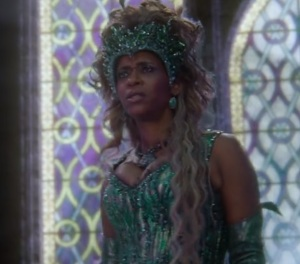 Ursula once upon a time ABC Merrin Dungey