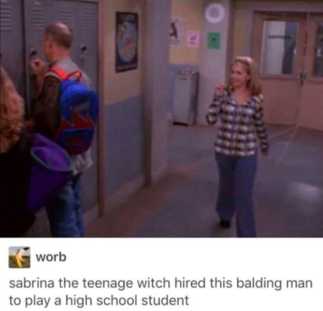 Memes Melissa Joan Hart Sabrina the teenage witch