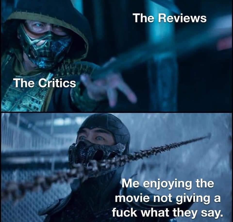Memes mortal Kombat movie