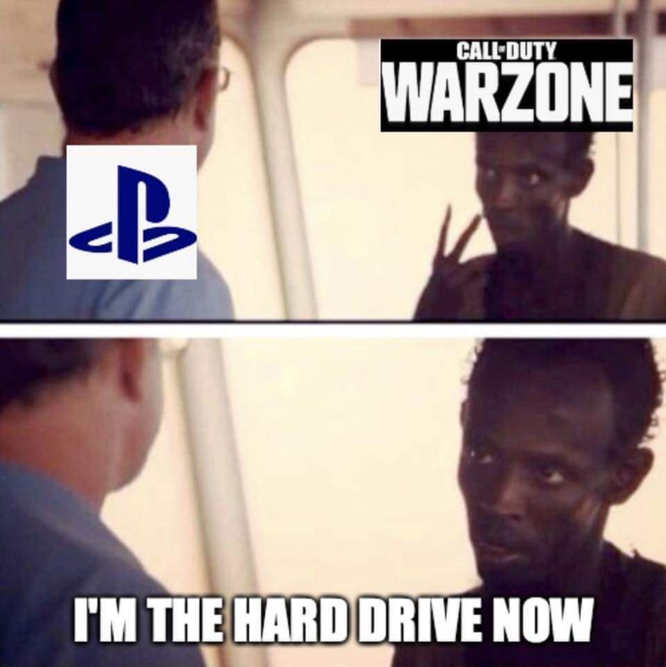 Memes Call of duty war zone