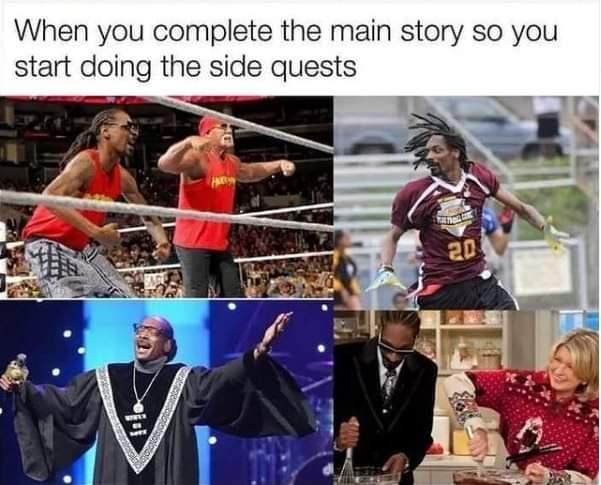 Memes snoop Dogg and Martha Stewart