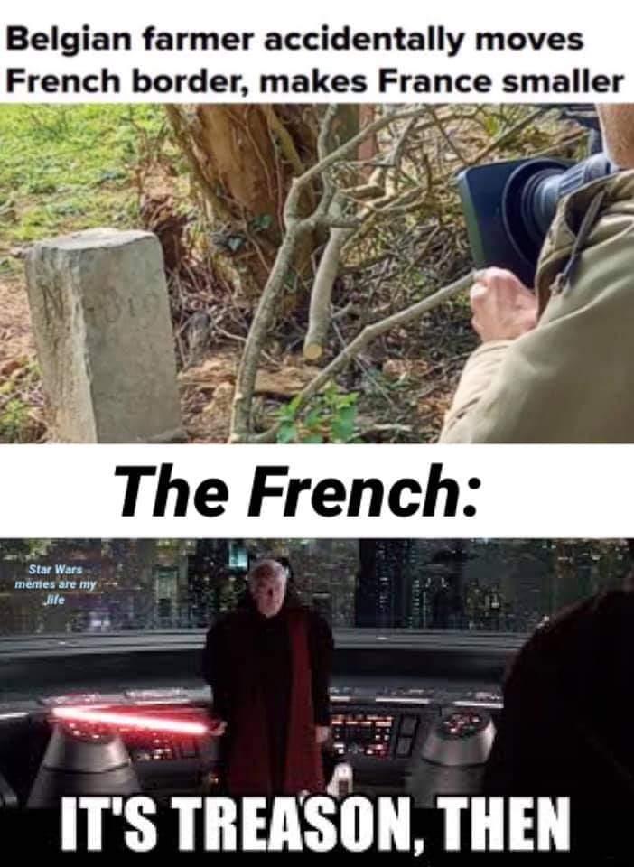 Memes making France mad