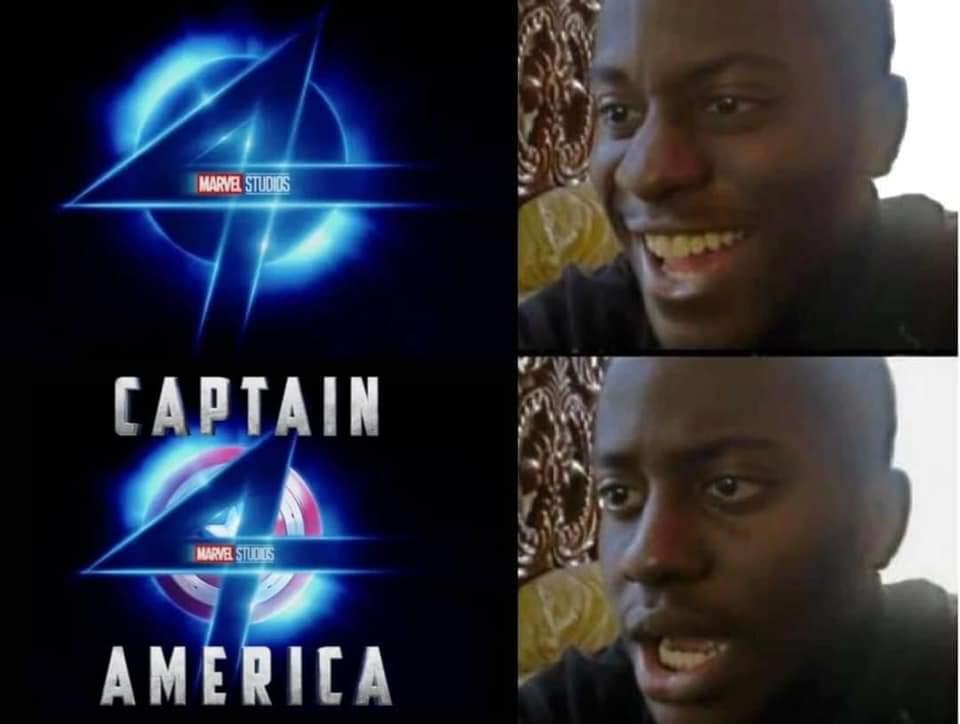 Memes fantastic four Marvel cinematic universe MCU