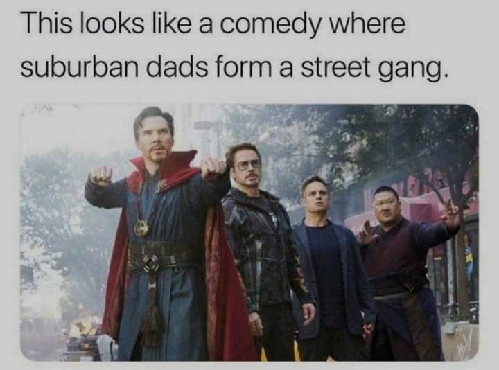 Memes Avengers infinity war