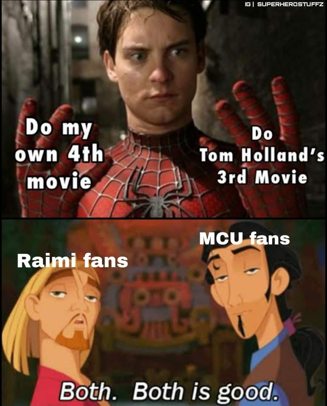Memes Tobey Maguire Spiderman