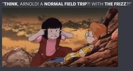 Memes The magic school bus