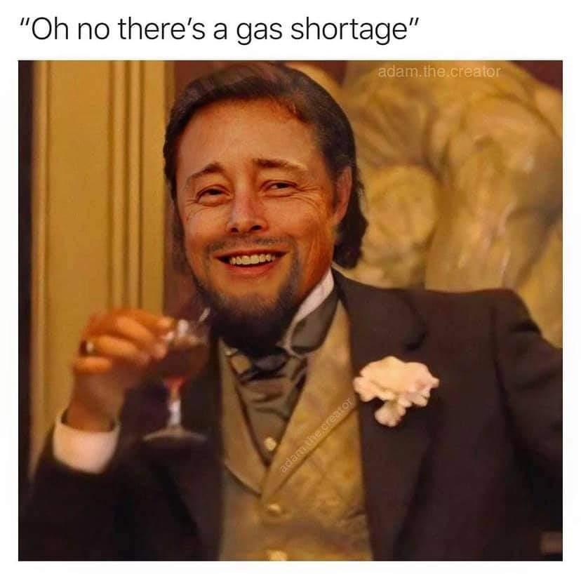 Memes Electric cars versus gasoline cars