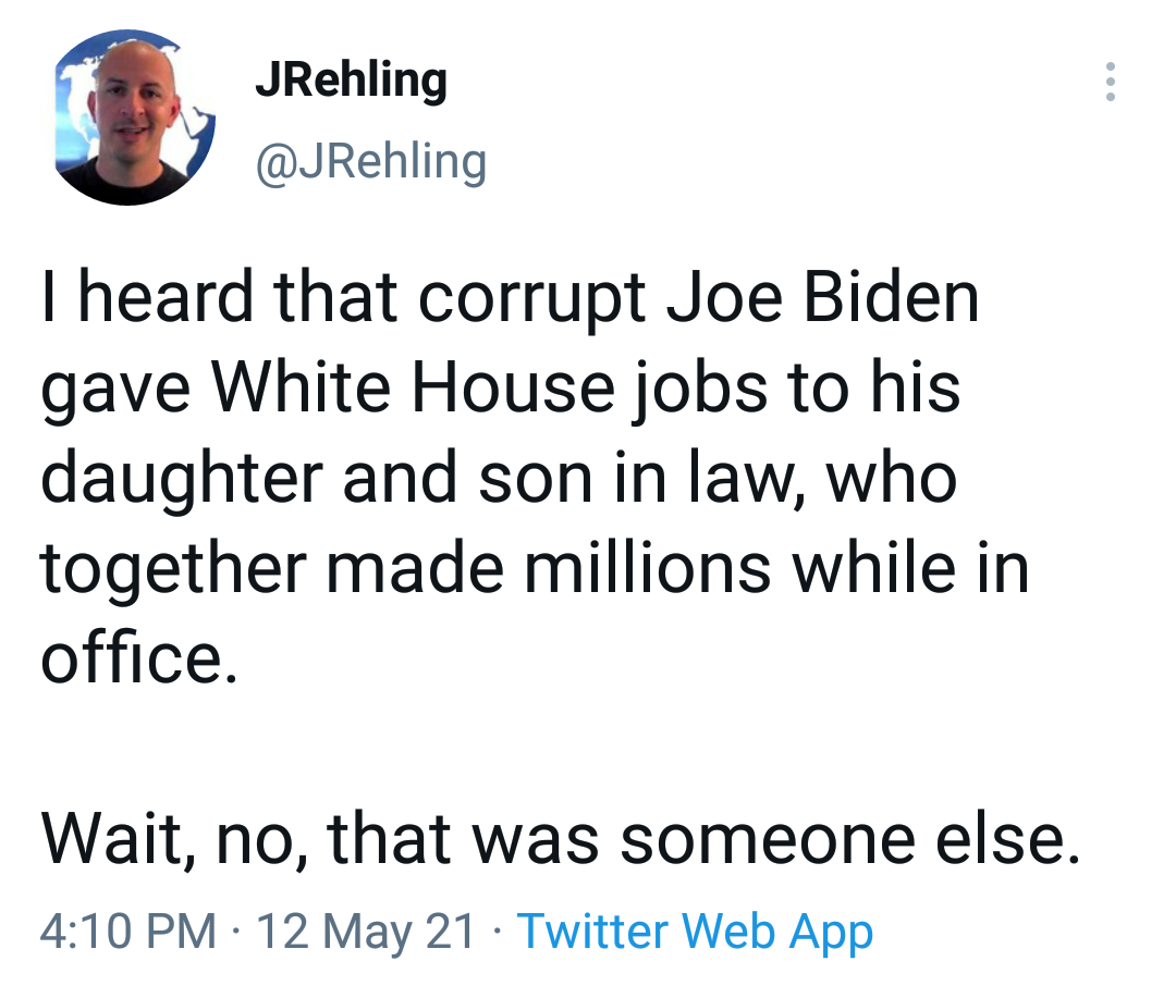 Memes Donald Trump criminal family