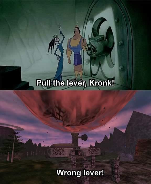 Memes The legend of Zelda majora's mask