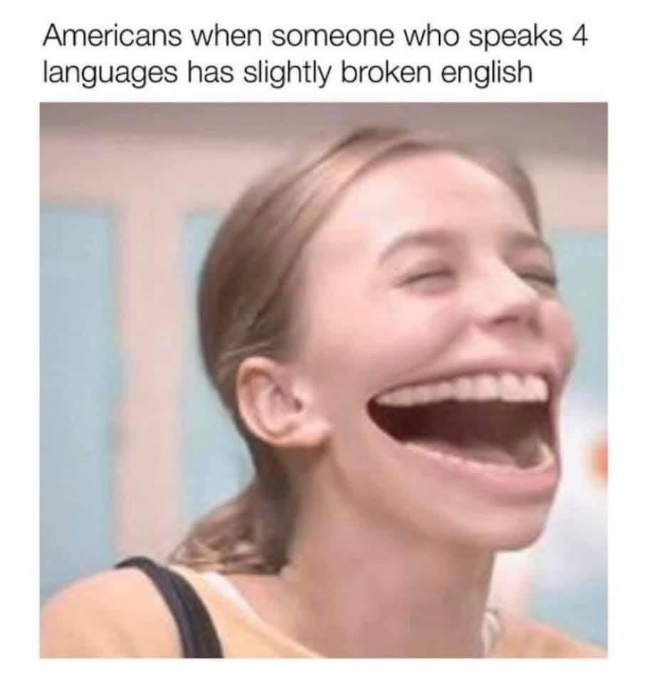 Memes Broken English