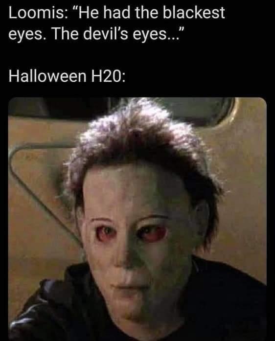 Memes Halloween H2O