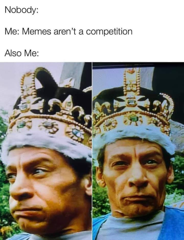 The king of Memes
