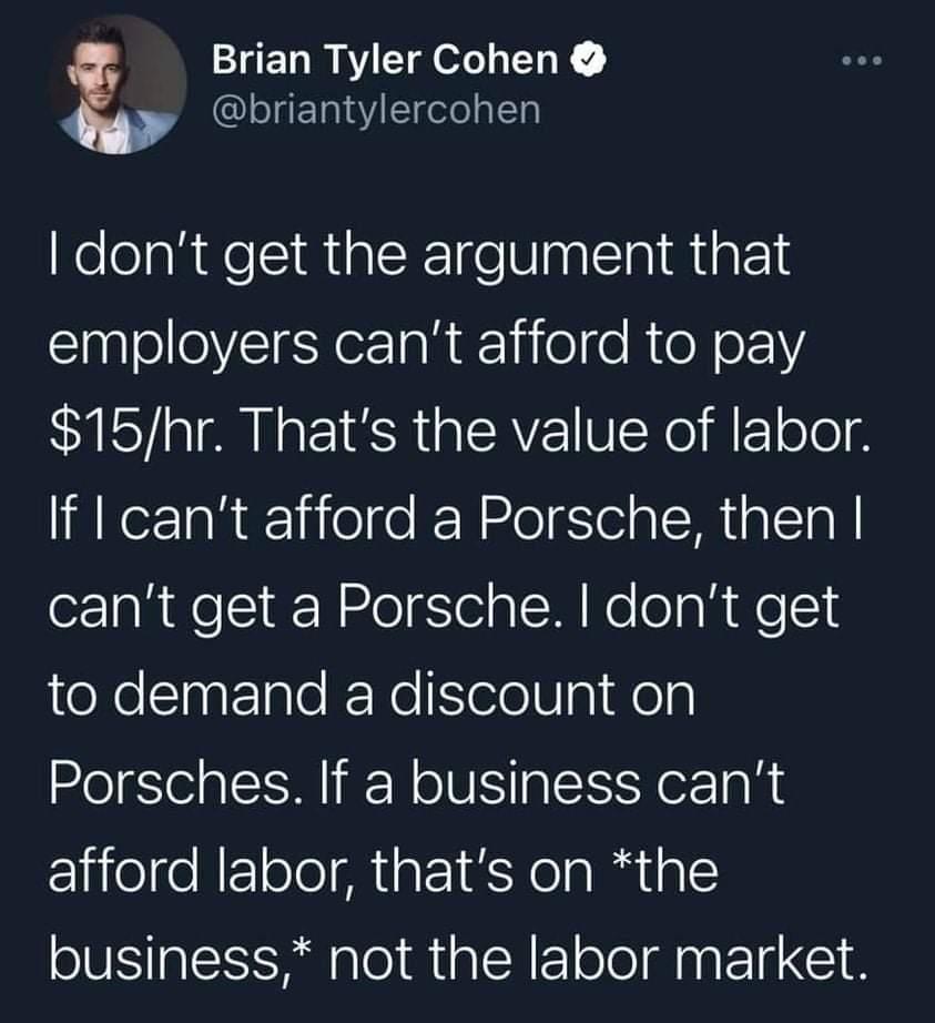 Memes $15 minimum wage