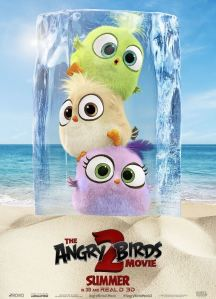 The Angry Birds Movie 2 poster