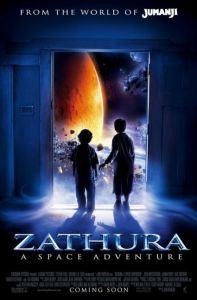 Zathura movie poster