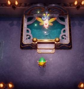 Great Fairy the Legend of Zelda Link's Awakening Nintendo Switch Remake